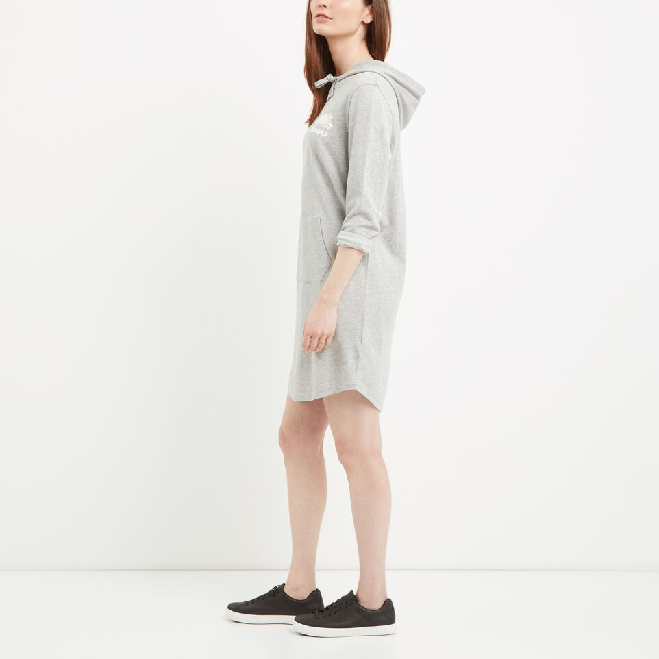 Roots-undefined-Hooded French Terry Dress-undefined-B