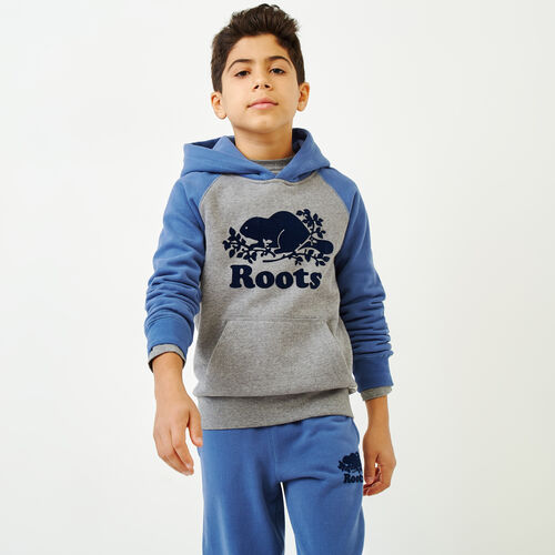 Roots-Kids Our Favourite New Arrivals-Boys Original Kanga Hoody-True Navy-A