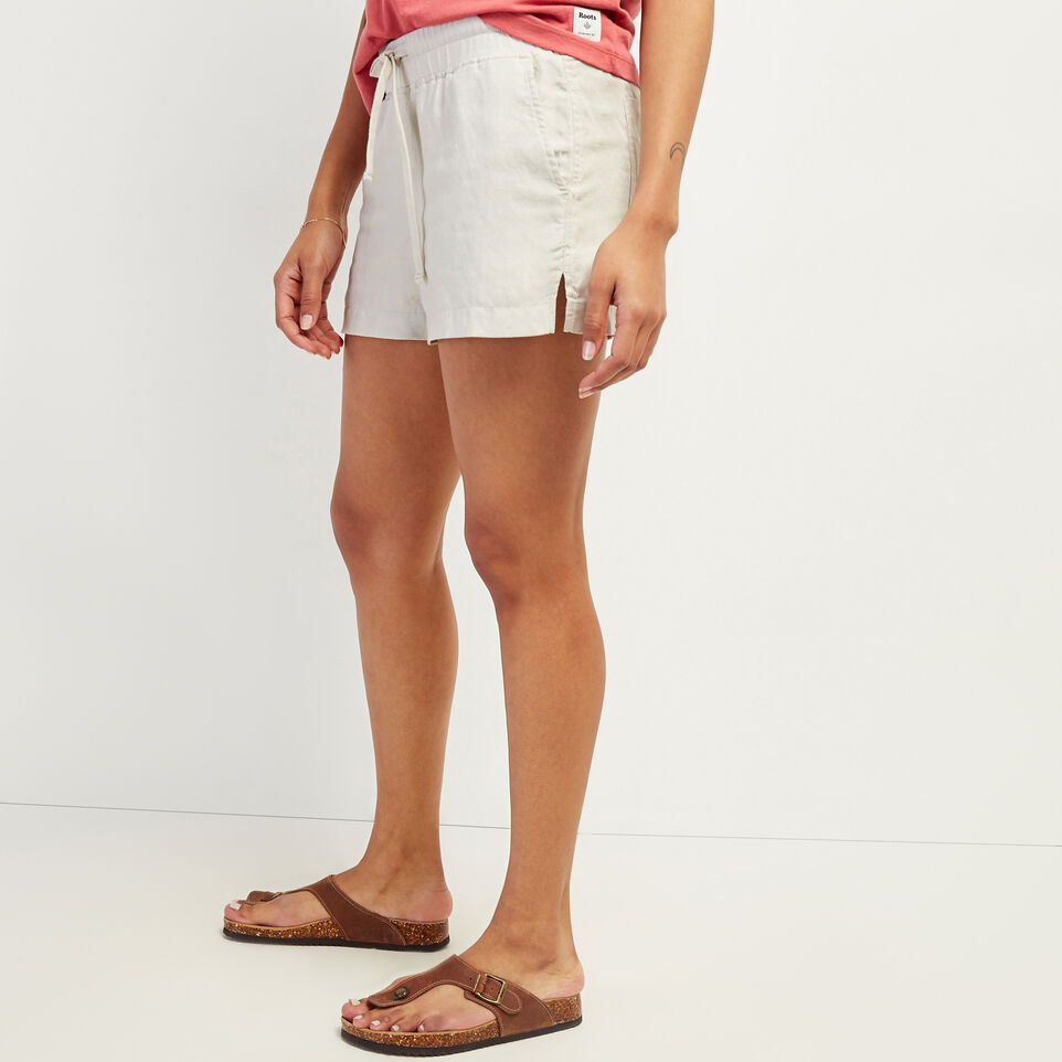 Roots-undefined-Linen Essential Short-undefined-C