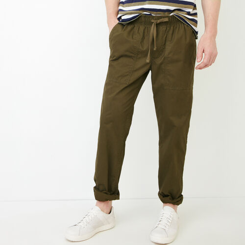 Roots-Men Our Favourite New Arrivals-Easy Utility Pant-Fatigue-A