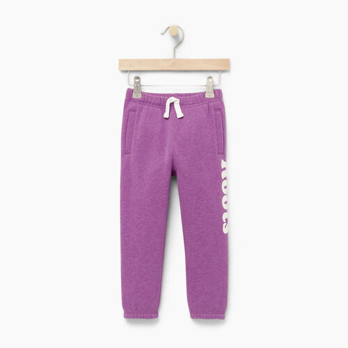 Roots-Kids Bottoms-Toddler Roots Remix Sweatpant-Wood Violet Mix-A