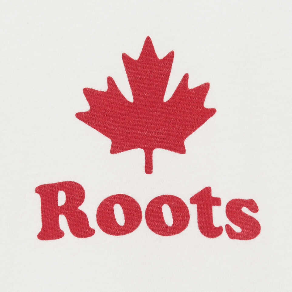 Roots-undefined-Mens Maple V-neck T-shirt-undefined-D