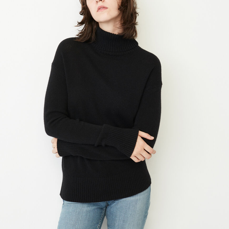Roots-Sherbrooke Turtleneck Sweater