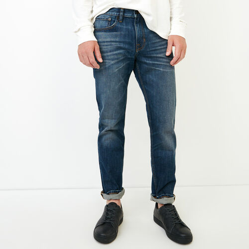 Roots-Clearance Men-Pinery Jean-Vintage Wash-A