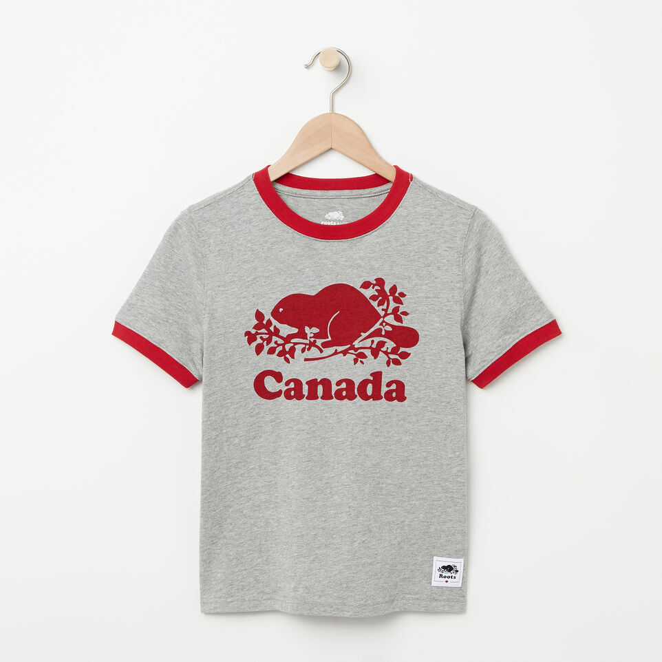Roots-undefined-Boys Cooper Canada Ringer T-shirt-undefined-A