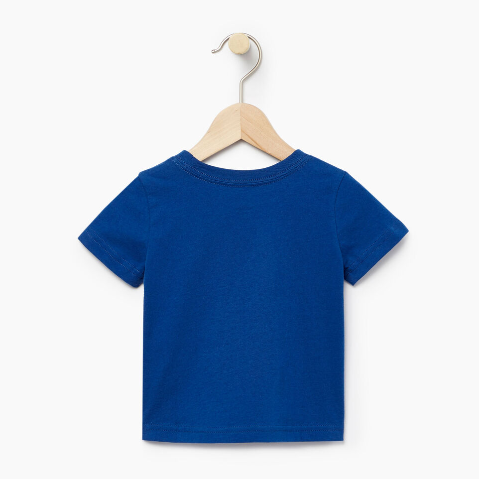Roots-Kids Our Favourite New Arrivals-Baby Gradient Cooper T-shirt-Active Blue-B