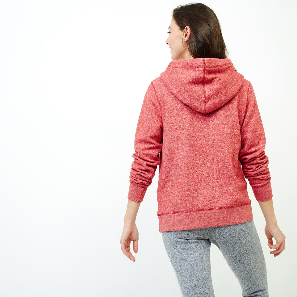 Roots-Women Clothing-Buddy Cozy Hoody-Cabin Red Pepper-D