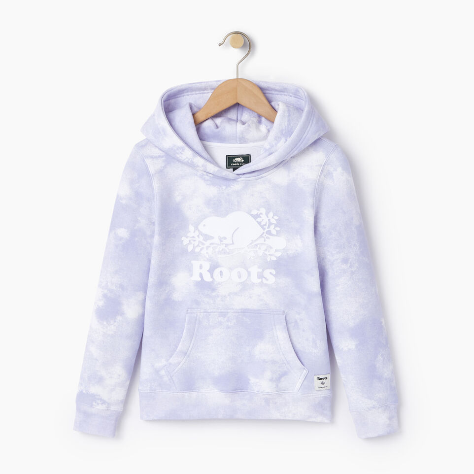 Roots-Kids Our Favourite New Arrivals-Girls Cloud Nine Kanga Hoody-Thistle-A