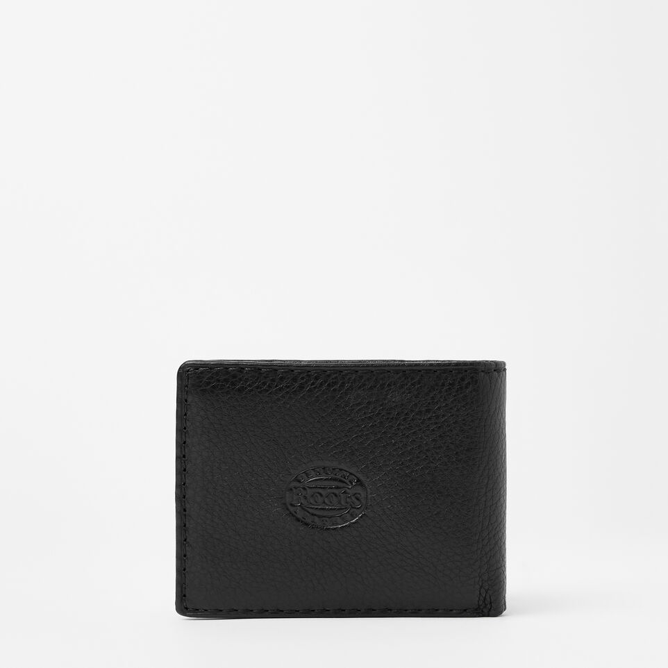 Roots-undefined-Mens Slimfold Wallet With Side Flap Prince-undefined-C