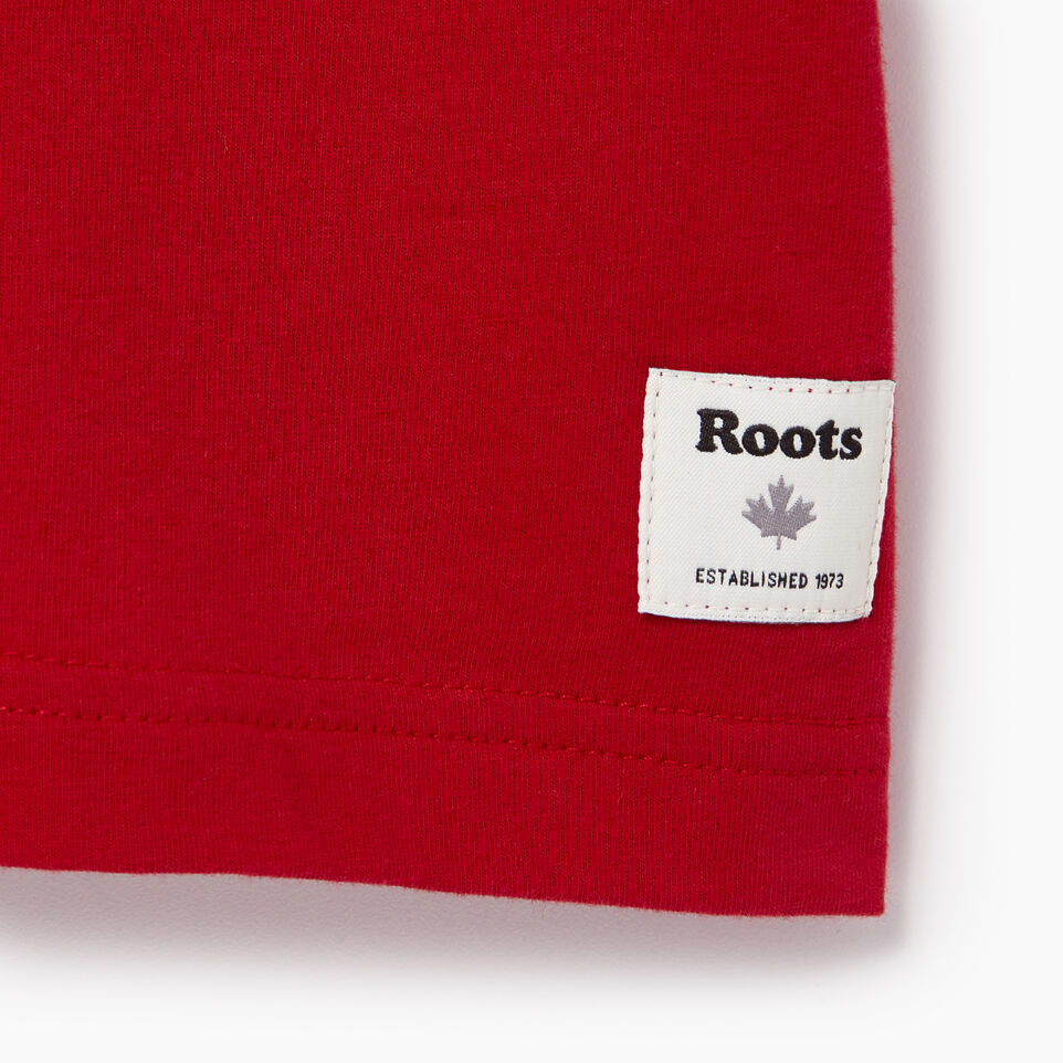 Roots-undefined-Mens Maple Chroma T-shirt-undefined-C