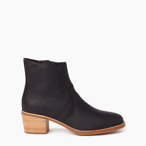 Roots-Footwear Our Favourite New Arrivals-Womens Liberty Boot Leather-Black-A