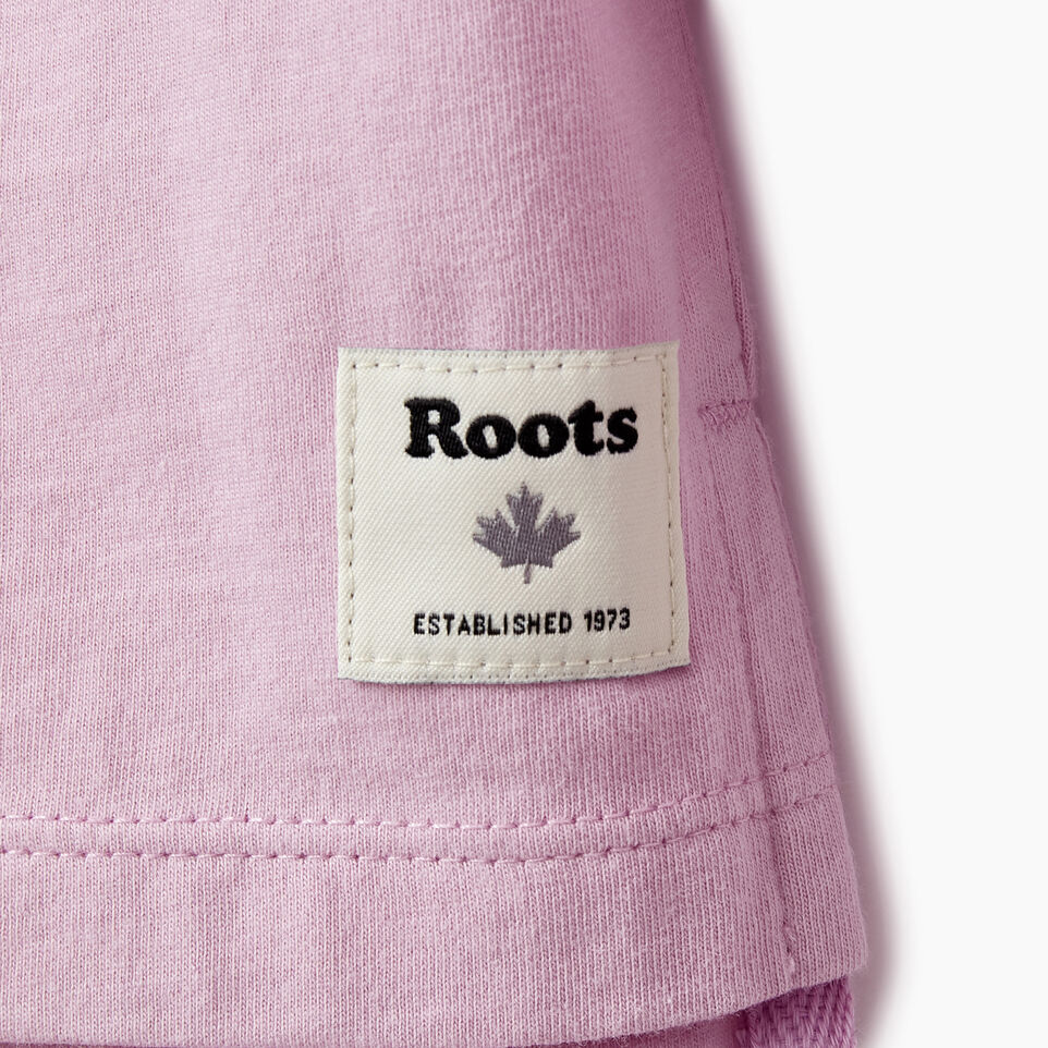 Roots-Kids New Arrivals-Girls 2.0 T-shirt-Orchid Bouquet-C