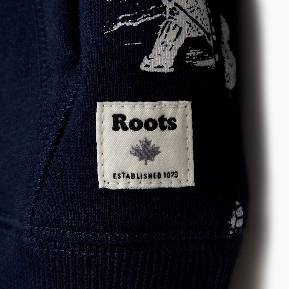 Roots-Kids Our Favourite New Arrivals-Toddler Hockey Aop Full Zip Hoody-Navy Blazer-E