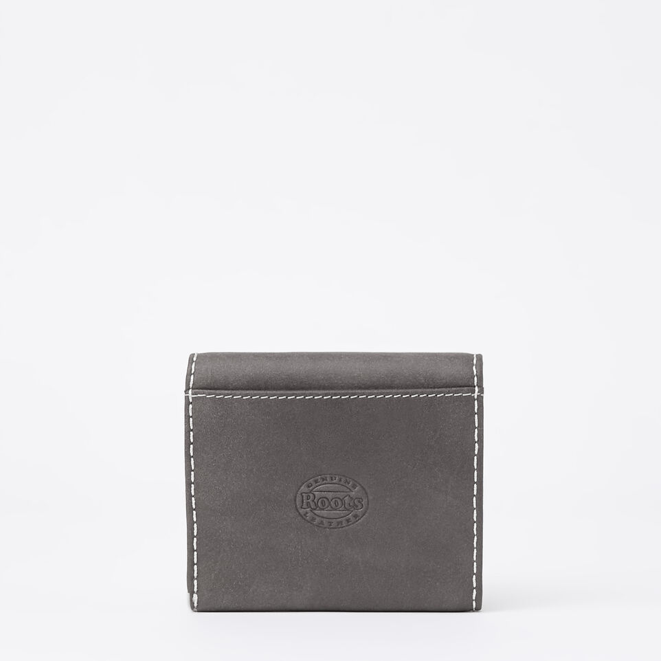 Roots-undefined-Easy Trifold Wallet Tribe-undefined-C