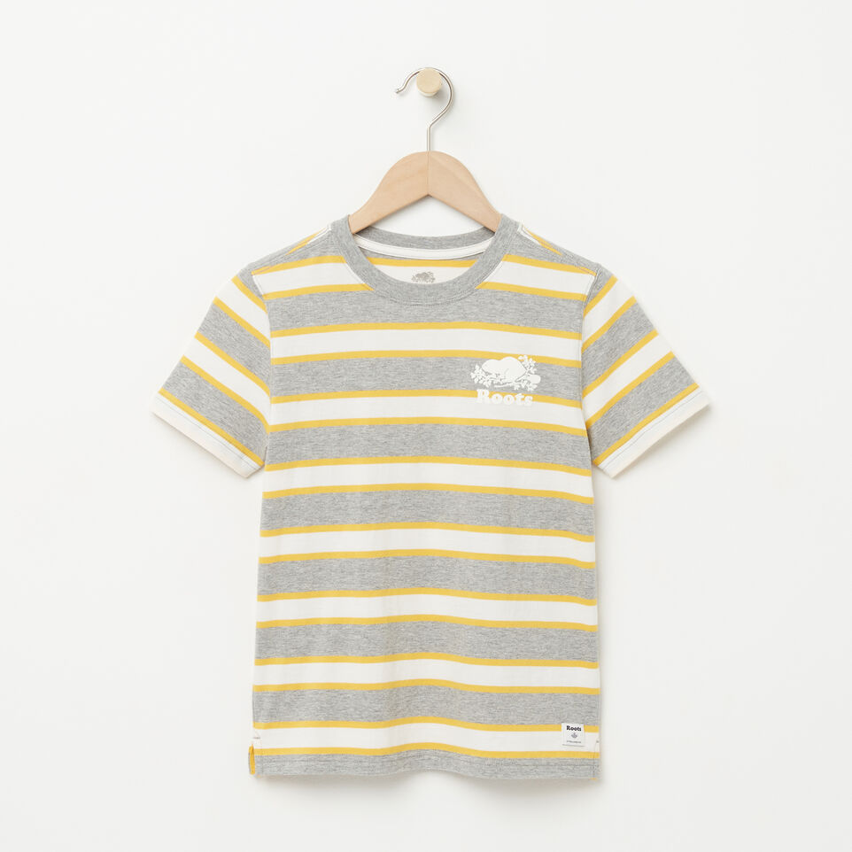 Roots-undefined-Boys Elliot Stripe T-shirt-undefined-A