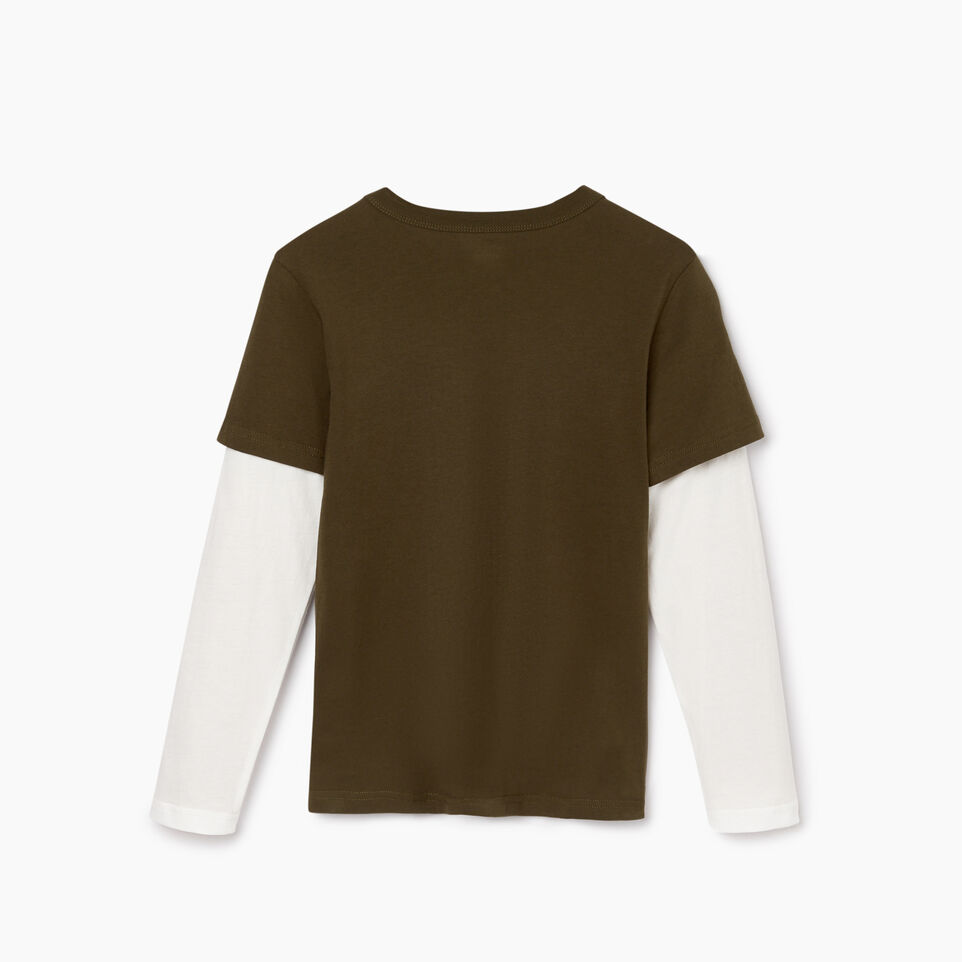 Roots-undefined-Boys Roots Classic T-shirt-undefined-C