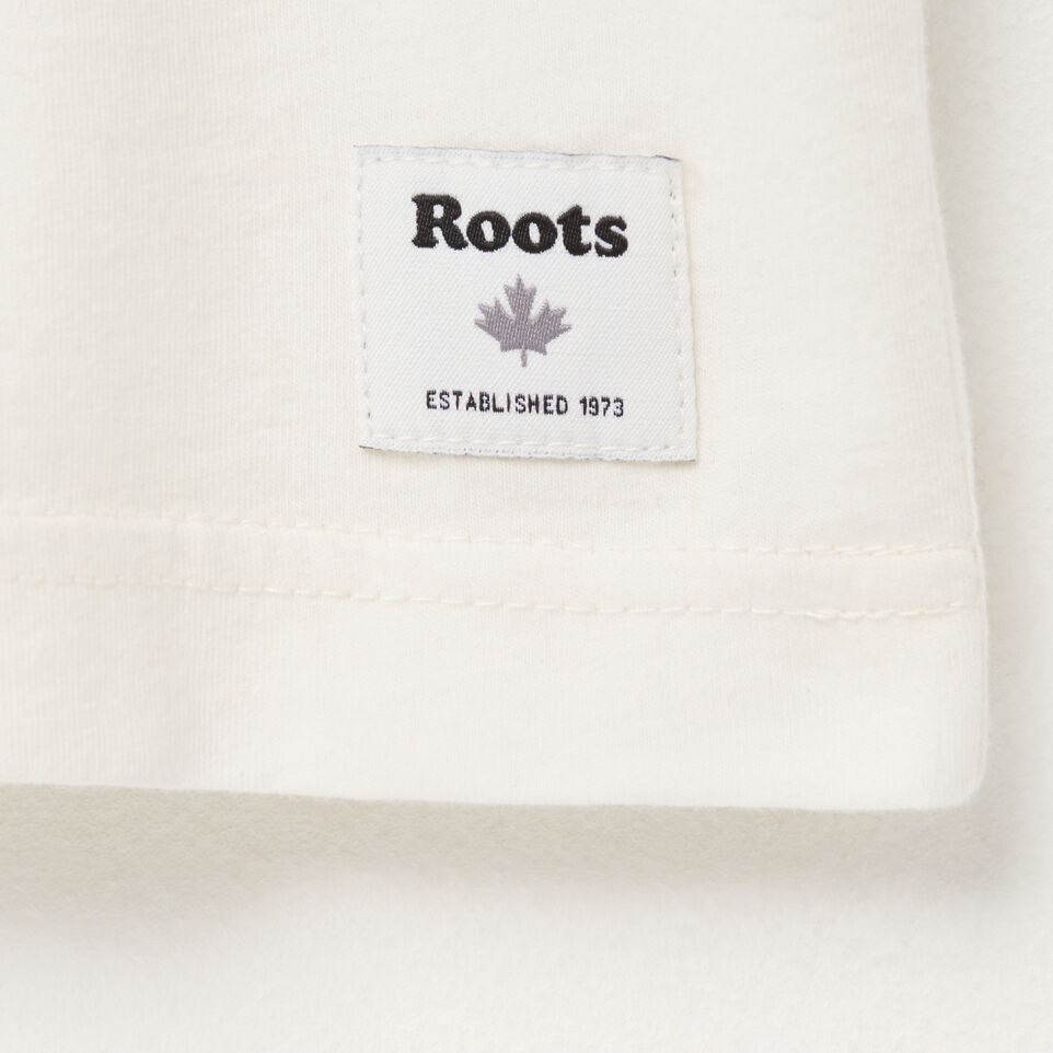 Roots-undefined-Mens Roots Letterman T-shirt-undefined-C