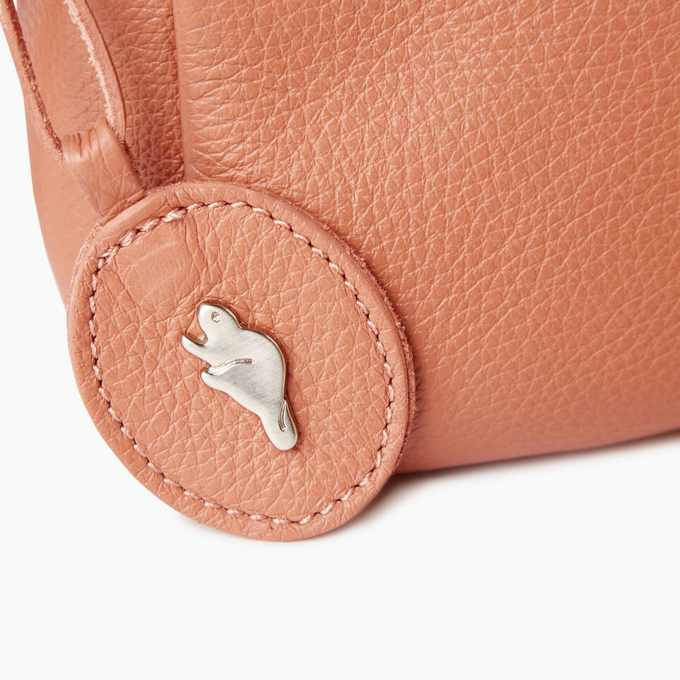 Roots-Leather Categories-Main Street Crossbody-Canyon Rose-E