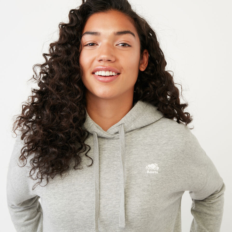 Roots-Women Our Favourite New Arrivals-Junction Hoody-Grey Mix-E