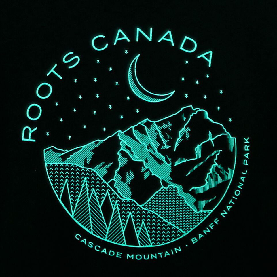 Roots-undefined-Toddler Glow In The Dark T-shirt-undefined-E