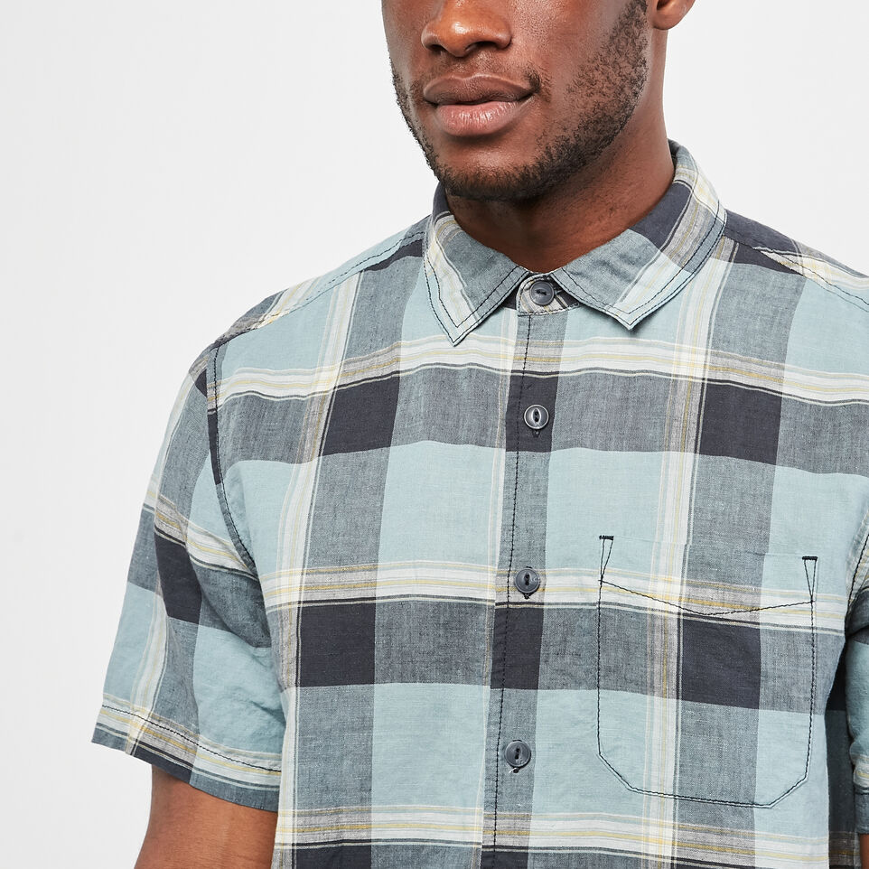 Roots-undefined-Foxley Short Sleeve Shirt-undefined-C