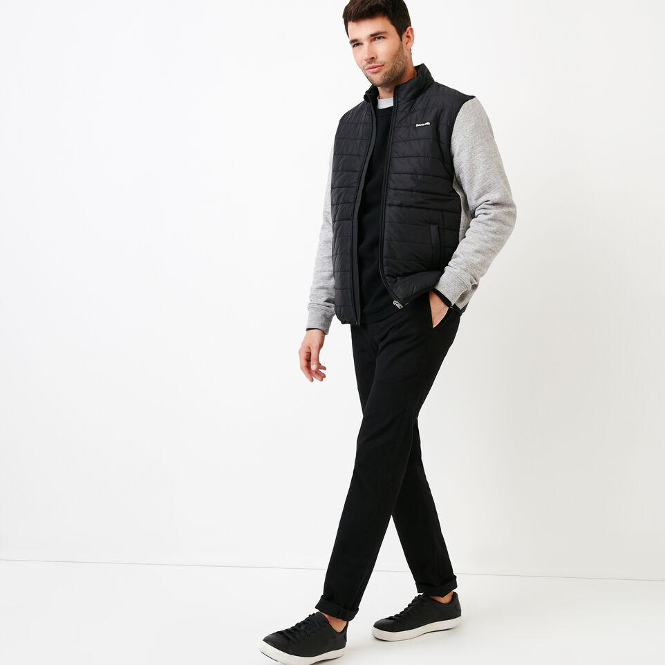 Roots-New For March Daily Offer-Roots Hybrid Jacket-Black-B