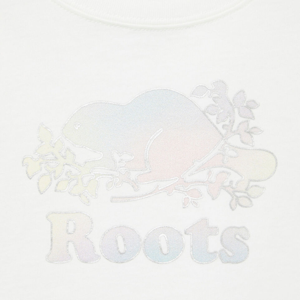 Roots-Kids Our Favourite New Arrivals-Baby Moonbeam T-shirt-Ivory-D