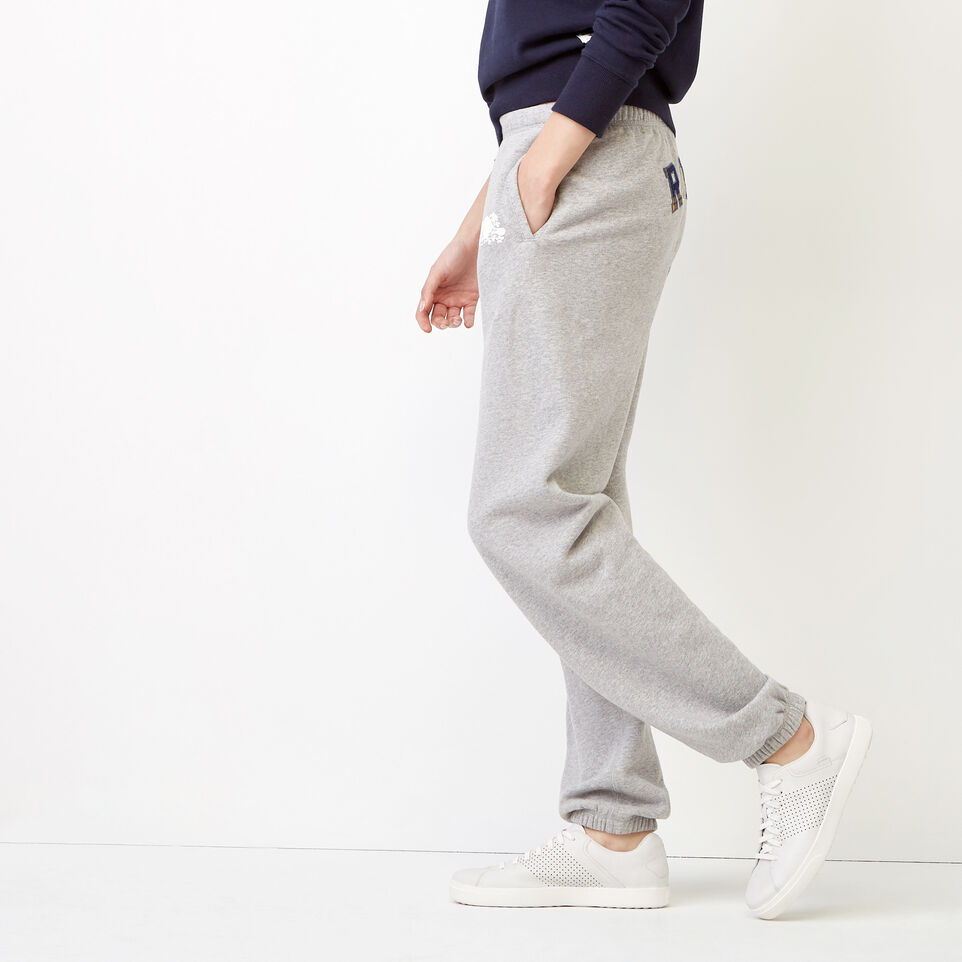 Roots-undefined-Roots Applique Sweatpant-undefined-C