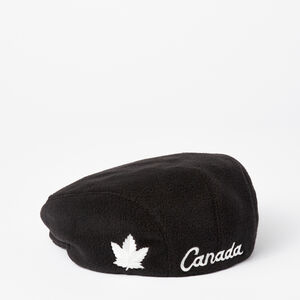 Roots-Women Canada Collection By Roots™-Heritage Lake Poorboy-Black-A