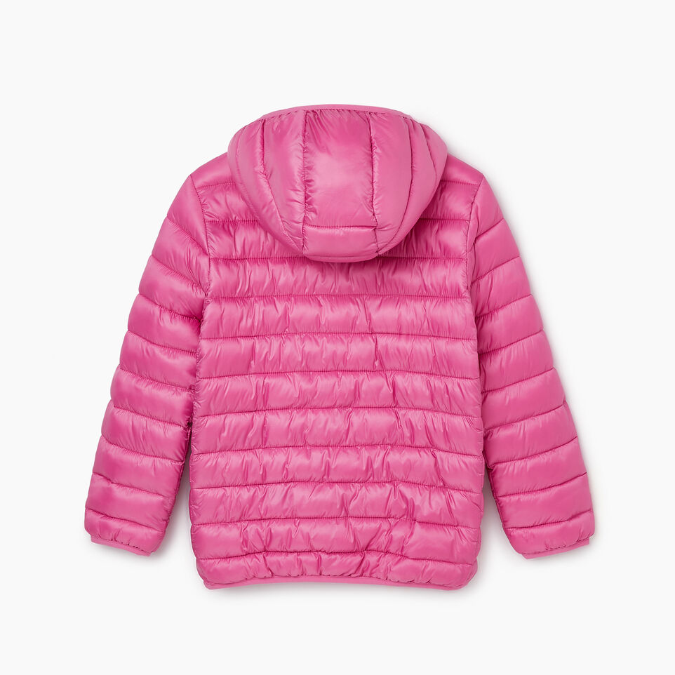 Roots-Kids Our Favourite New Arrivals-Girls Roots Puffer Jacket-Phlox Pink-C
