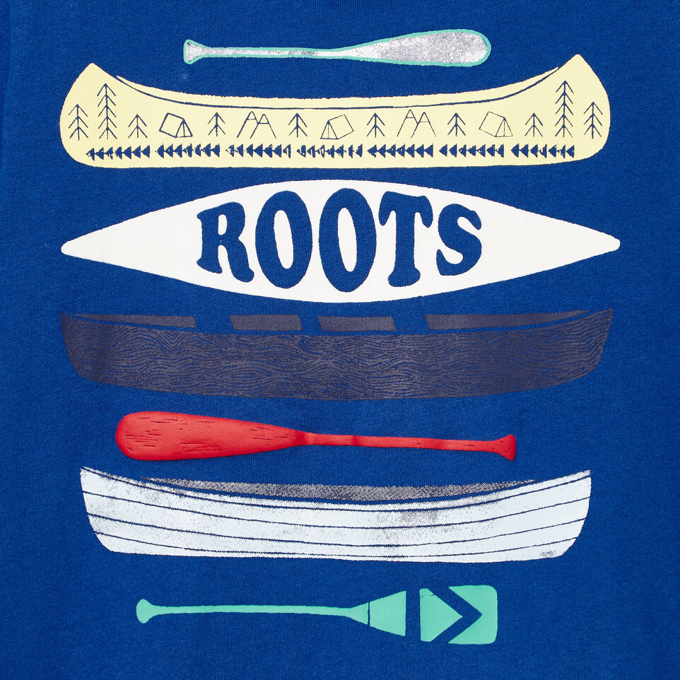 Roots-Kids Our Favourite New Arrivals-Toddler Aop Glow In The Dark T-shirt-Active Blue-E