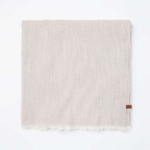 Roots-Sale 30-40% Off-Beachcomber Scarf-Linen-A