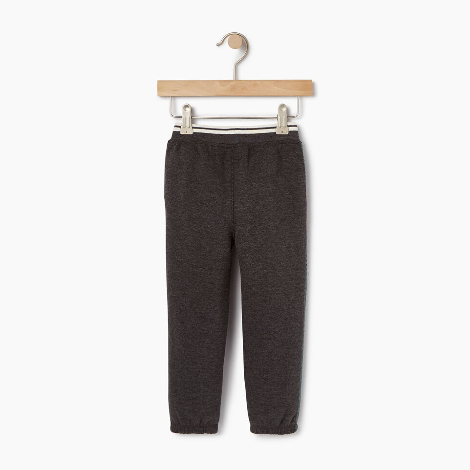 Roots-Kids Our Favourite New Arrivals-Toddler Roots Speedy Sweatpant-Charcoal Mix-B