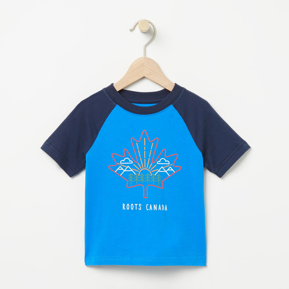 Roots-undefined-Toddler Open Air Raglan Top-undefined-A