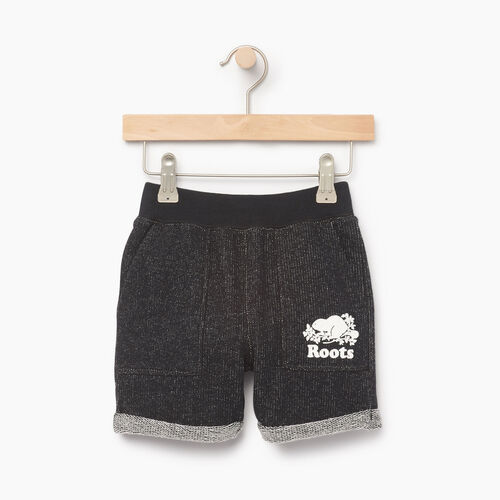 Roots-Kids Our Favourite New Arrivals-Toddler Park Short-Black Pepper-A