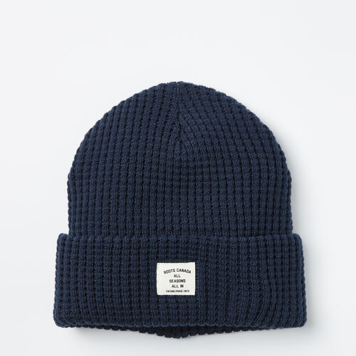 Roots-Sale Accessories-Mens All Seasons Toque-Cascade Blue-A