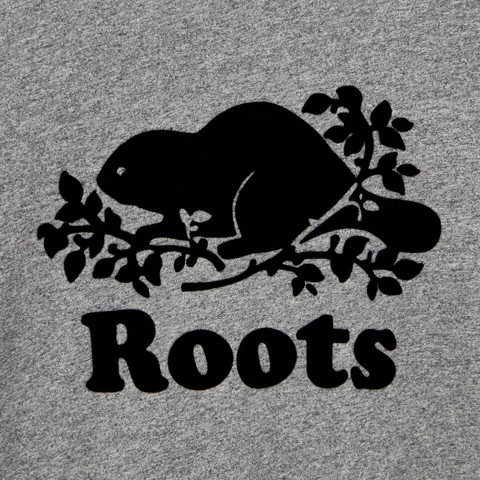 Roots-undefined-Boys Original Cooper Beaver T-shirt-undefined-D