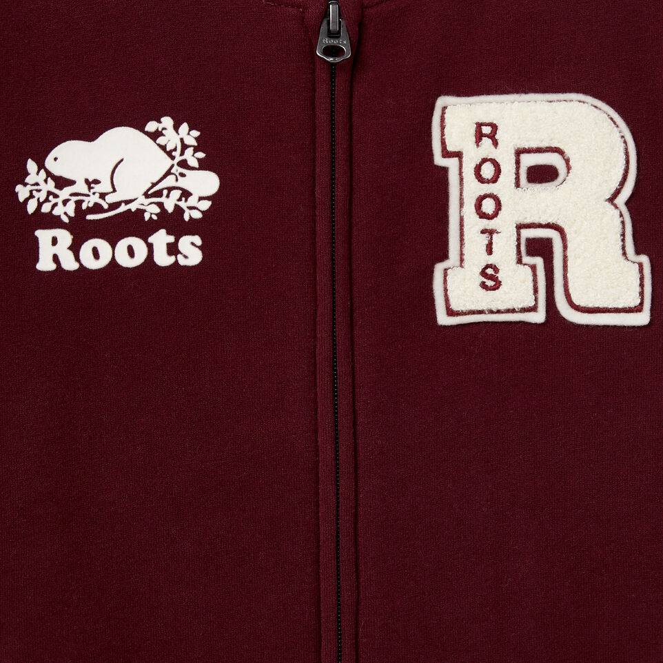 Roots-undefined-Girls Alumni Varsity Jacket-undefined-C
