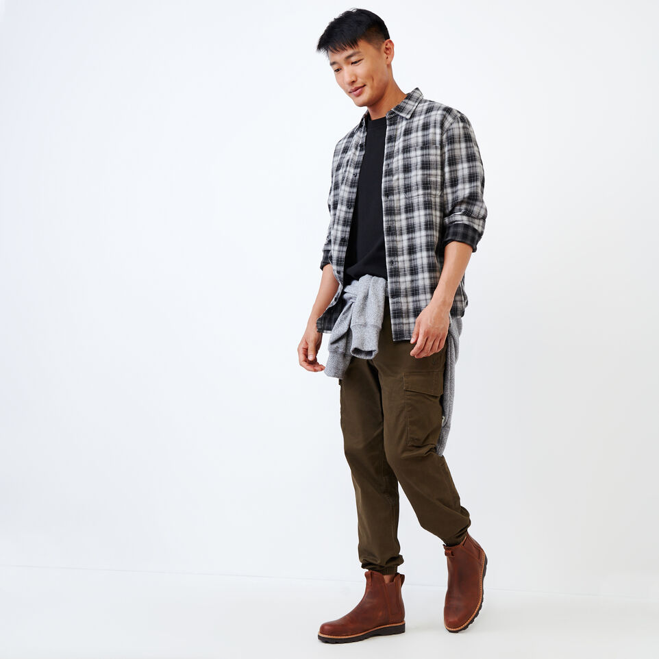Roots-undefined-Double Cloth Shirt-undefined-B