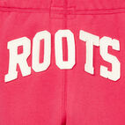 Roots-Kids New Arrivals-Girls Original Roots Sweatpant-Pink Flambé-E