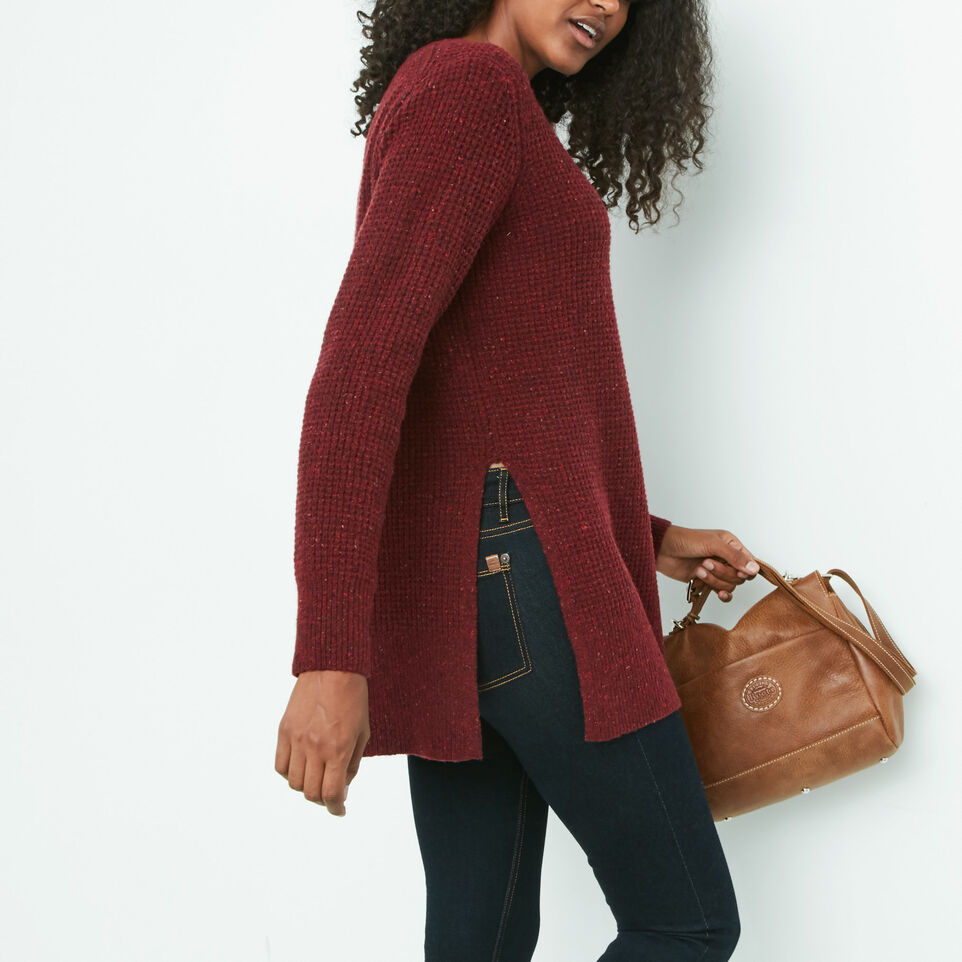Roots-undefined-Harvest V Neck Tunic-undefined-A