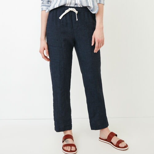 Roots-Women Pants-Sadie Pant-Indigo-A