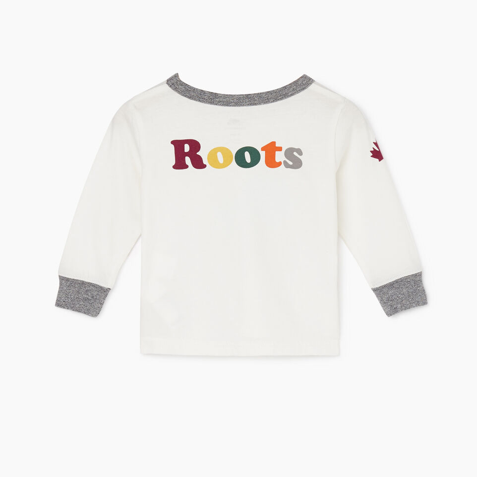 Roots-undefined-Baby Remix T-shirt-undefined-B
