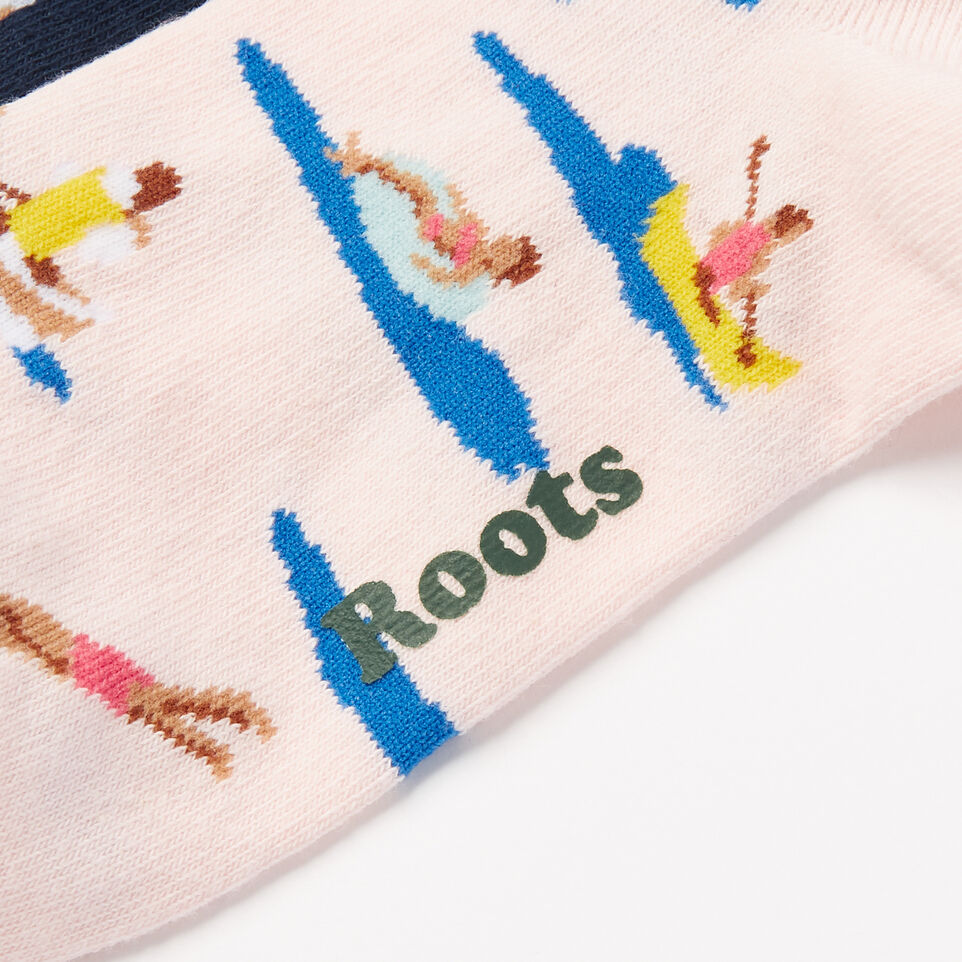 Roots-undefined-Womens Lake Life Ped Sock 2 Pack-undefined-C