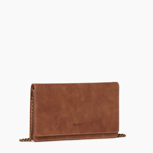 Roots-Leather Our Favourite New Arrivals-Sussex Wallet Bag-Natural-A