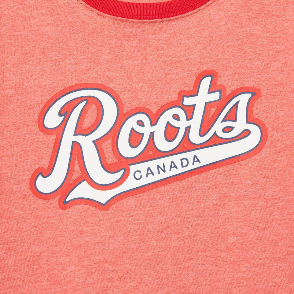 Roots-undefined-T-shirt Roots pour filles-undefined-C