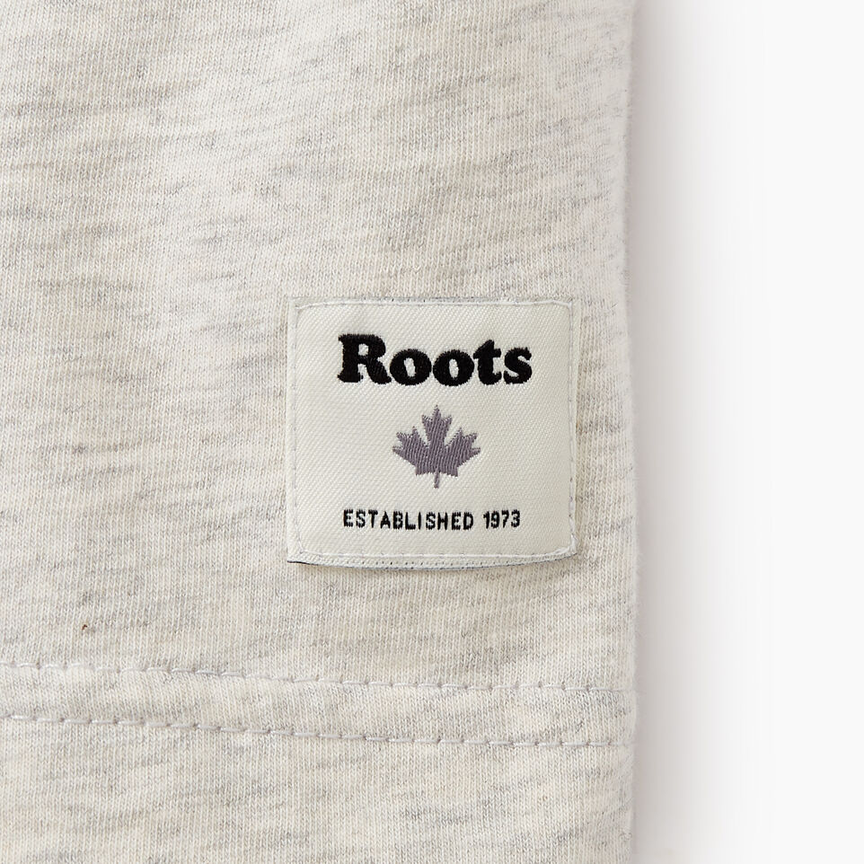 Roots-undefined-Mens Roots Grizzly T-shirt-undefined-D