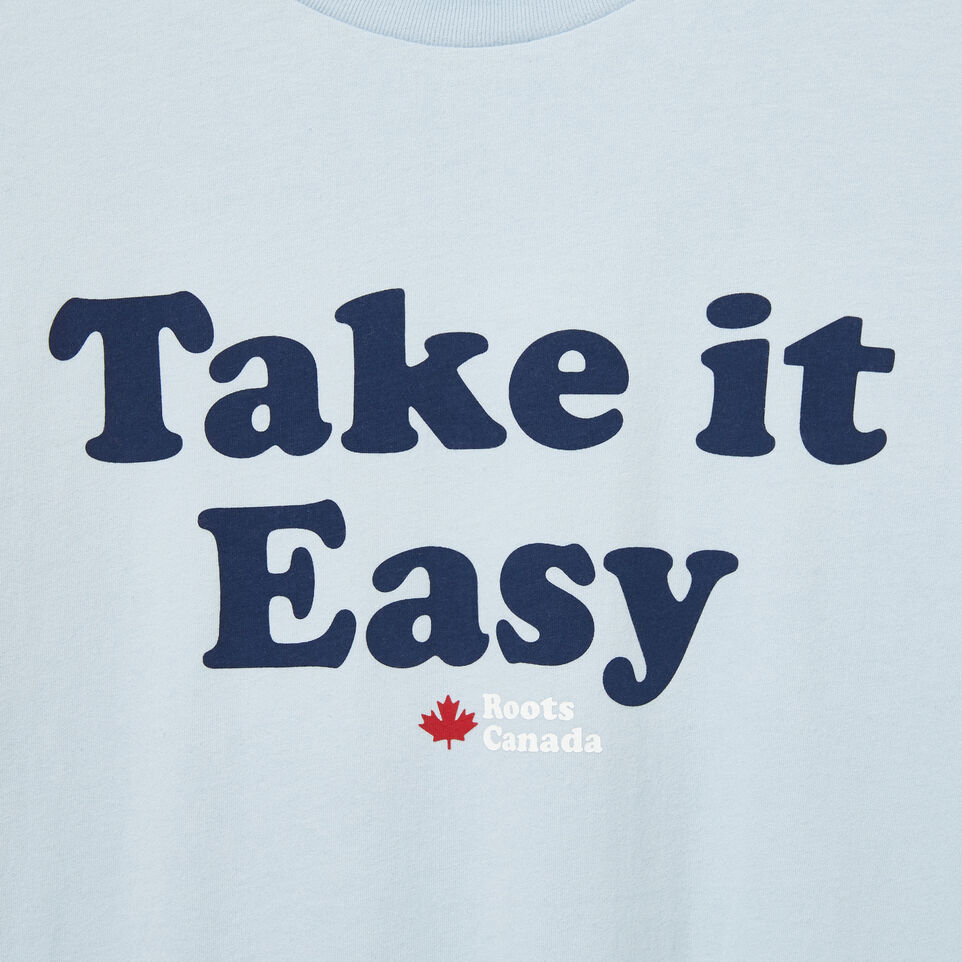 Roots-undefined-Mens Take It Easy T-shirt-undefined-D