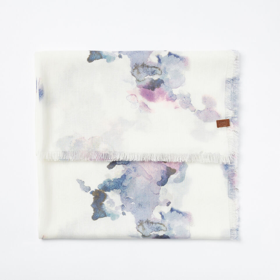 Roots-undefined-Watercolour Scarf-undefined-A