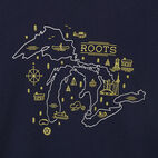 Roots-undefined-Boys Great Lakes T-shirt-undefined-D